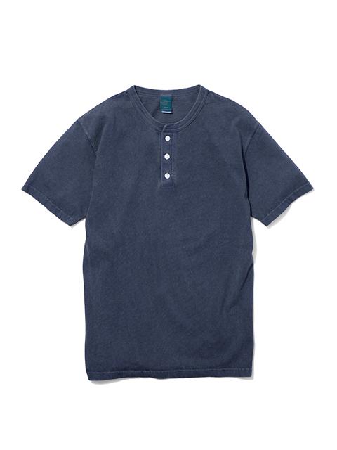 S/S HENLEY TEE [2021SS] / ショートスリーブヘンリーTシャツ