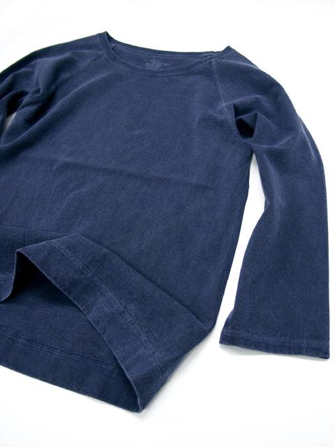 WOMEN'S L/S RAGLAN TEE / ウィメンズロングスリーブラグランTシャツ