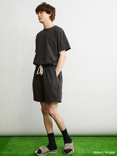 TEE ROMPERS / T-ロンパース
