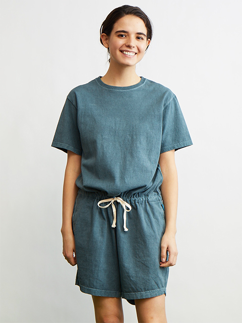 TEE ROMPERS [2021SS] / T-ロンパース