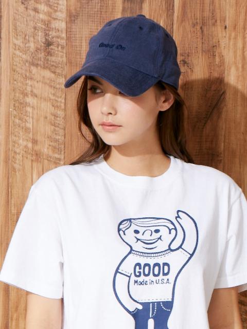 """Good On"" EMBLEM TEE LOW CAP / ""Good On""エンブレムT-ローキャップ"