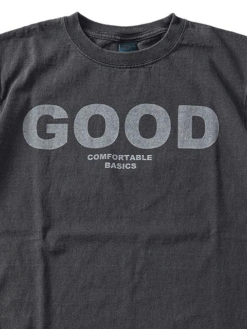 """""""GOOD ON"""" LOGO S/S TEE [2021SS] / """"GOOD ON""""ロゴショートスリーブTシャツ"""