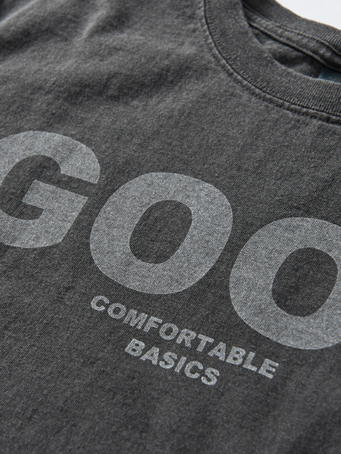 """""""GOOD ON"""" LOGO S/S TEE / """"GOOD ON""""ロゴショートスリーブTシャツ"""