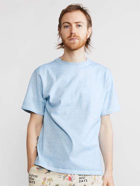 S/S HEAVY CREW TEE [2021SS] / ショートスリーブヘビークルーTシャツ