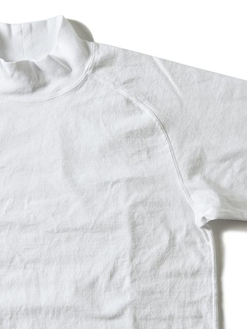 L/S HEAVY JERSEY MOCK NECK TEE [2020FW] / ロングスリーブヘビージャージーモックネックTシャツ