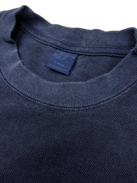 PIQUE S/S POCKET TEE [2021SS] / ピケショートスリーブポケットTシャツ