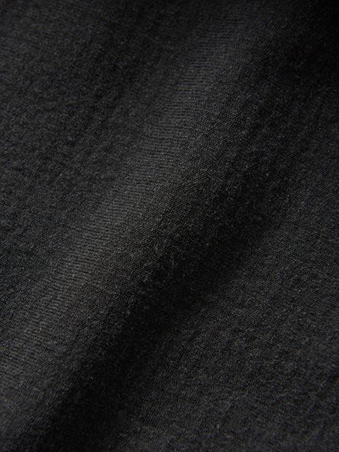 L/S RIB KNIT [2021FW] / ロングスリーブリブニット