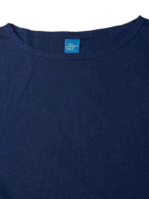 MEN'S L/S BOAT NECK TEE [2020SPRING] / メンズロングスリーブボートネックTシャツ