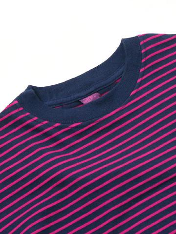 L/S BORDER TEE / ロングスリーブボーダーTシャツ
