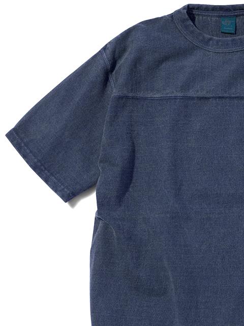 S/S HEAVY FOOTBALL TEE / ショートスリーブヘビーフットボールTシャツ