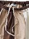 STRIPE PATCH WORK TEE MAXI SKIRT [2021SS] / ストライプパッチワークT-マキシスカート