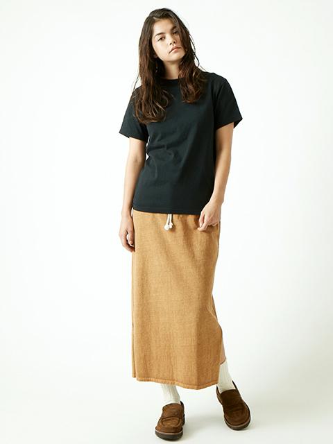 TIGHT TEE MAXI SKIRT / タイトT-マキシスカート