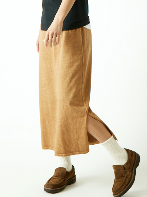 TIGHT TEE MAXI SKIRT [2019SS] / タイトT-マキシスカート