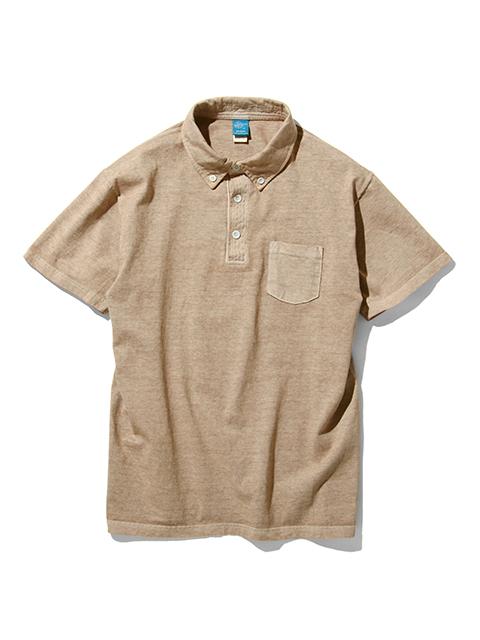 S/S POLO TEE [2021SS] / ショートスリーブポロTシャツ