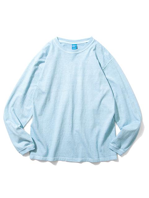 L/S CREW TEE [2021FW] / ロングスリーブクルーTシャツ