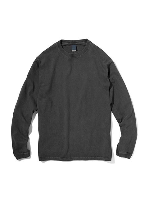 L/S CREW TEE [2021SPRING] / ロングスリーブクルーTシャツ
