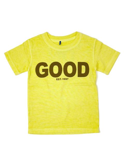 "KID'S S/S ""GOOD ON"" LOGO TEE [2019SS] / キッズショートスリーブ""GOOD ON""ロゴTシャツ"