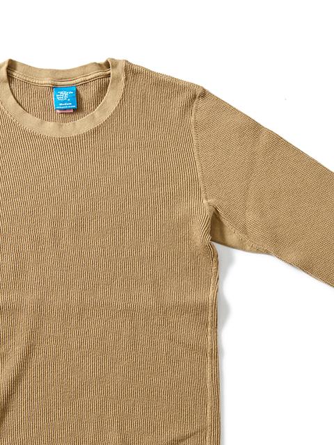 L/S THERMAL TEE [2021FW] / ロングスリーブサーマルTシャツ