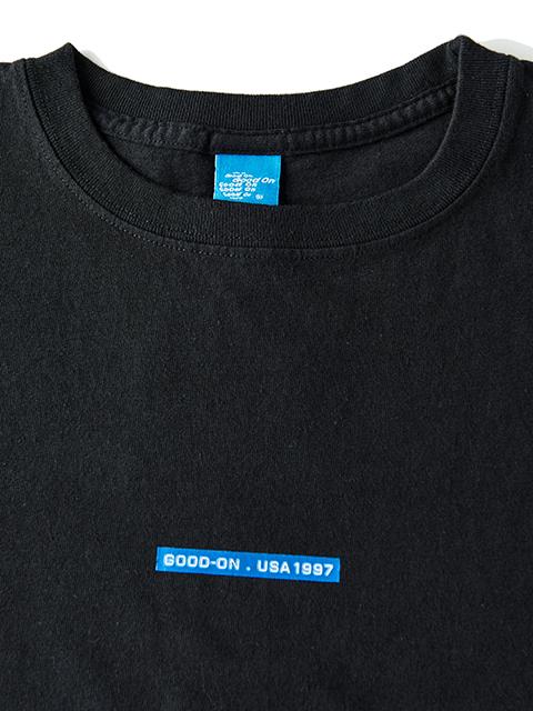 """GOOD ON"" DYMO TAPE S/S TEE [2021SS] / ""GOOD ON""ダイモテープショートスリーブTシャツ"