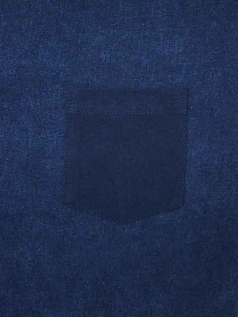 INDIGO CRAZY S/S POCKET TEE [2017SS] / インディゴクレイジーショートスリーブポケットTシャツ