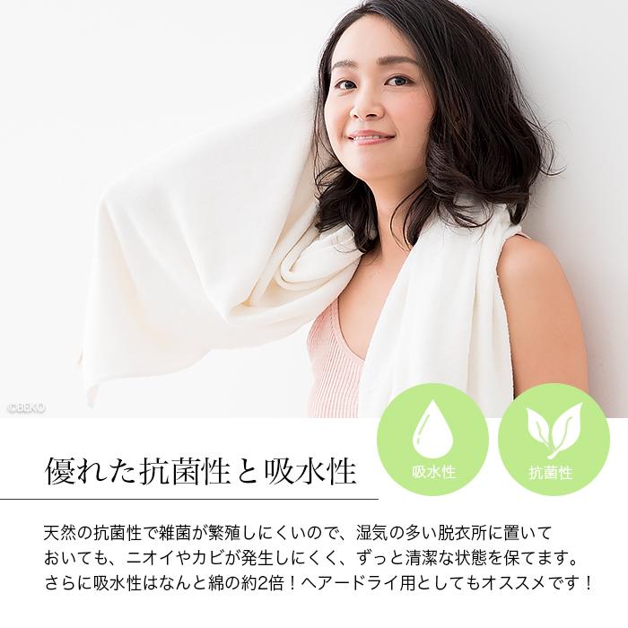 【送料無料】【2枚組】TAKEFU竹布バスタオル(パイル織り)2枚組み (宅配便使用)