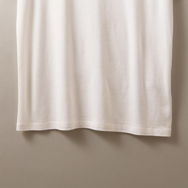 TAKEFU 竹布 NEW VネックTシャツ(メンズ) (メール便使用で送料無料!)
