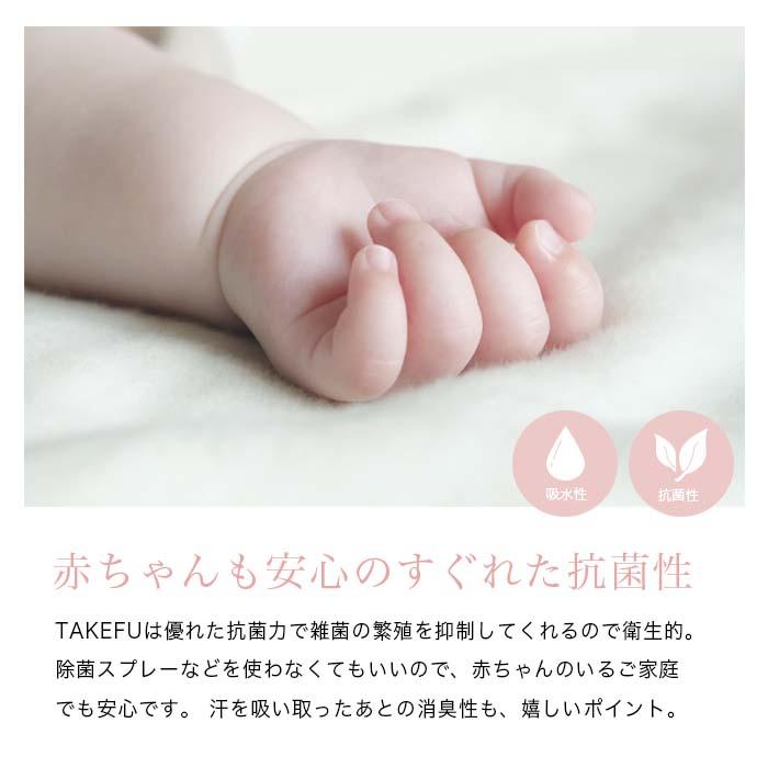 TAKEFU 竹布 NEW 天竺ピローケース(メール便使用で送料無料!)