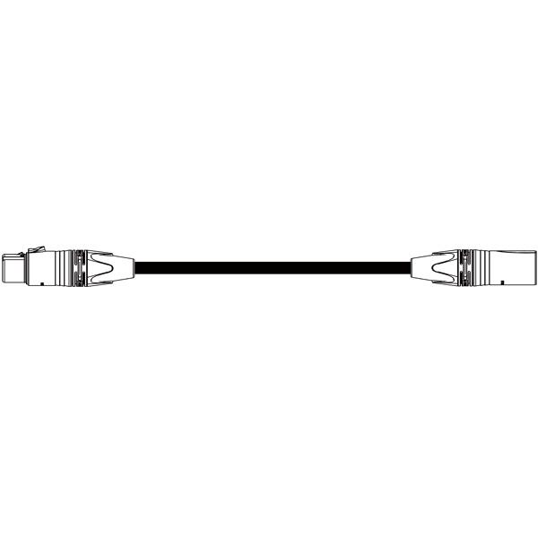 BELDEN EC-8412-B-** XLRケーブル (XLR3ピンメス-XLR3ピンオス NC3FXX-B - NC3MXX-B)