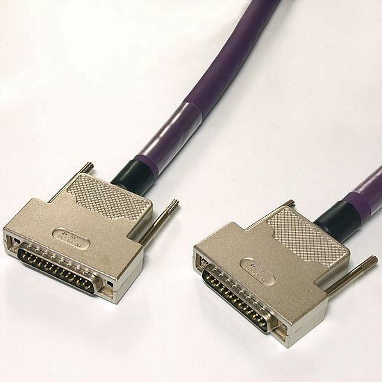 BELDEN DAC-46266-**-** AES/EBUデジタルオーディオD-subケーブル(Dsub25オス-Dsub25オス)