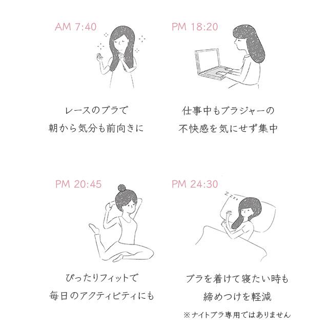 24hブラ(ブラ単品)【送料込み】