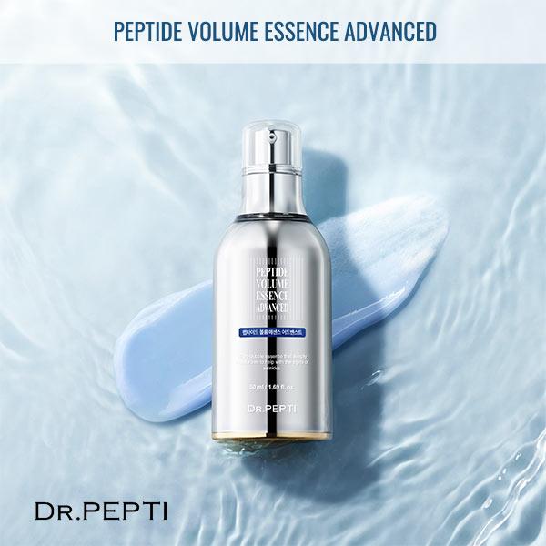 [正規品]【Dr.Pepti ドクターペプチ】 ペプチド ボリュームエッセンス [Y567]