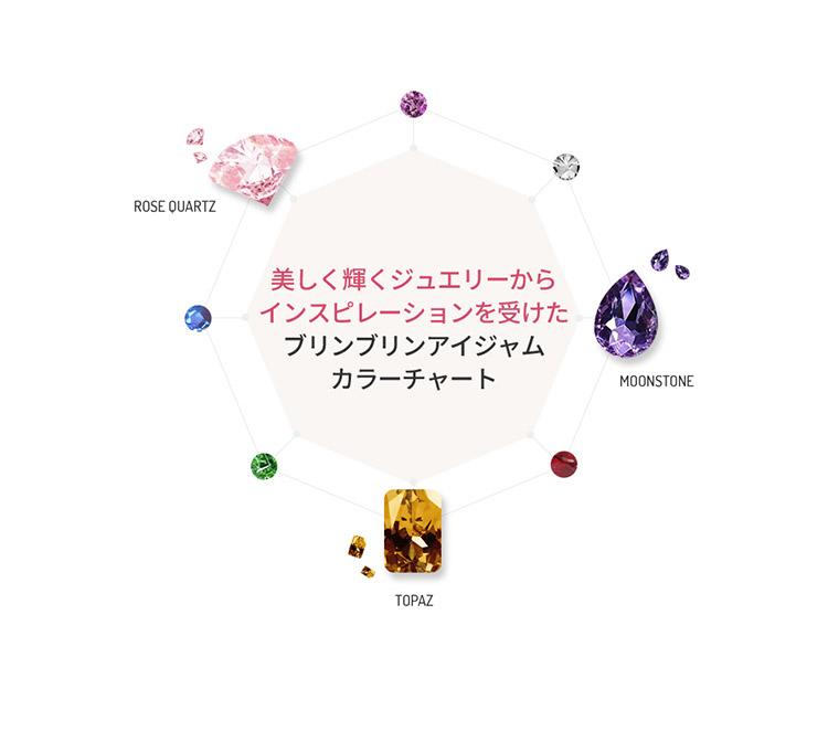 【バビメロ VAVI MELLO】[正規品]ブリンブリンアイジャム[Y283]