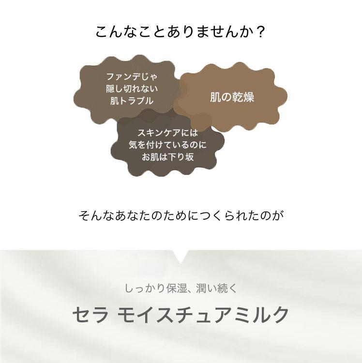 【セラコスメティックス】モイスチュアミルク[Y964]
