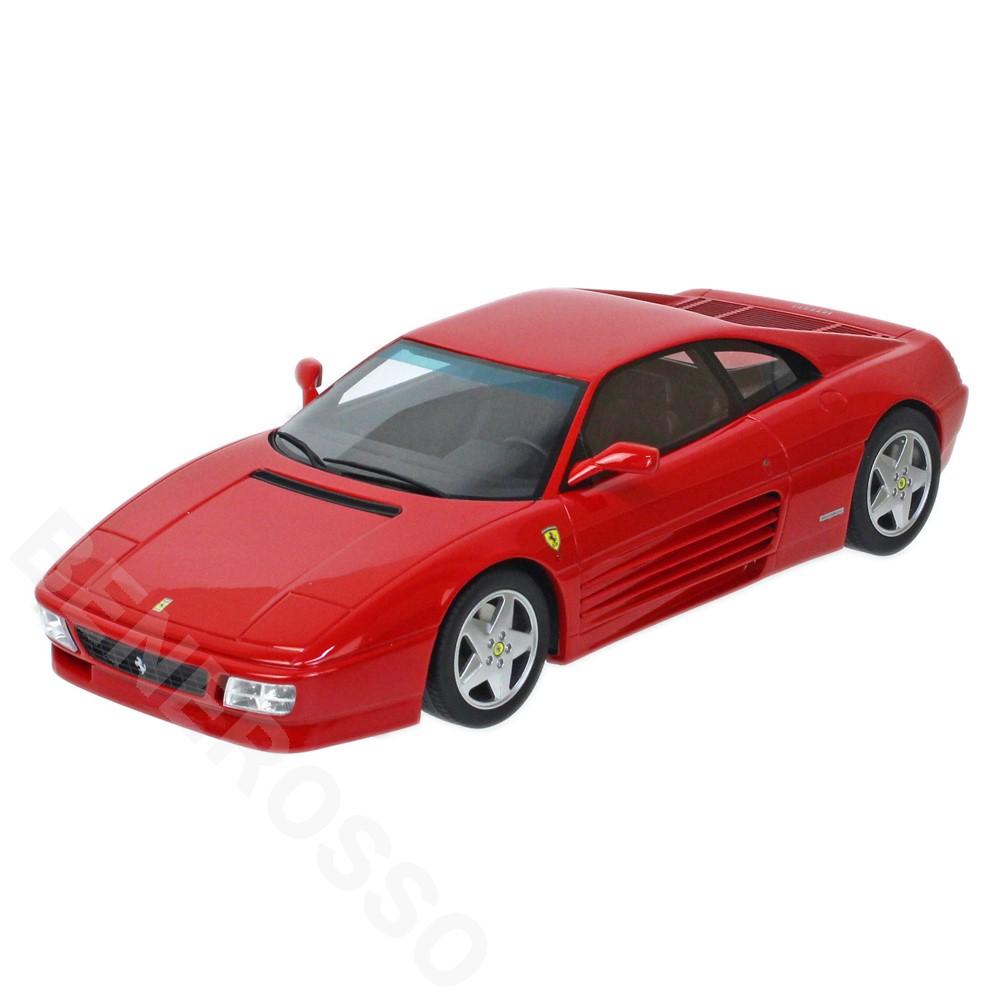 GTスピリット 1/18スケール フェラーリ 348GTB レッド GTS331