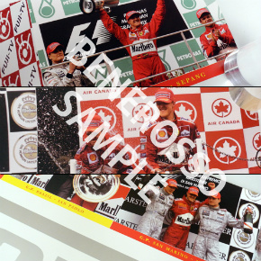 2000 SF オフィシャルポスター ワールドチャンピオン 記念 【返品・交換対象外】