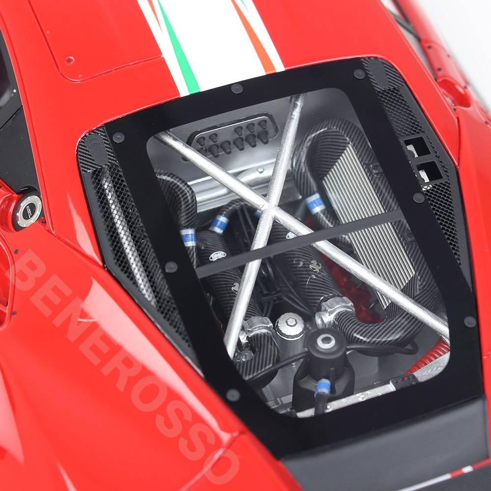 BBR MODELS 1/18スケール フェラーリ 488 GT3 2020 Rosso Corsa P18187V