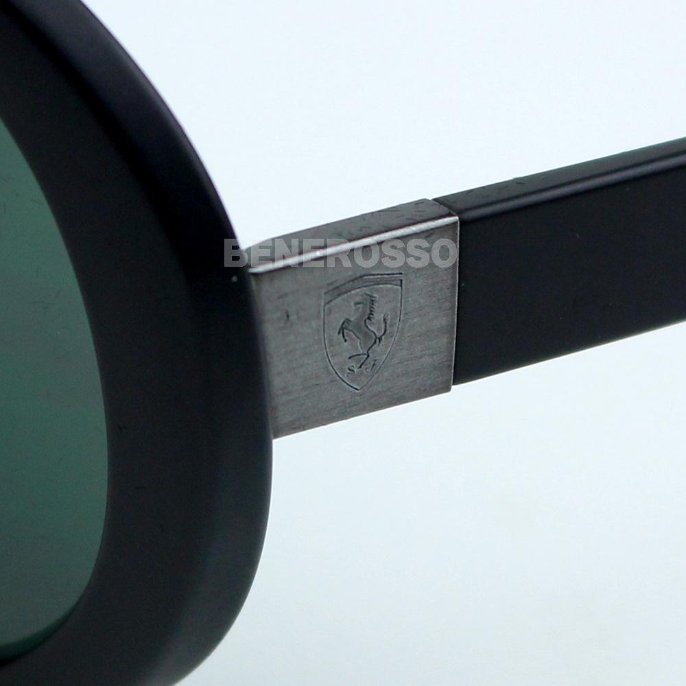 フェラーリ サングラス Ray-Ban 0RB 4310M マットブラック【本店限定発売】