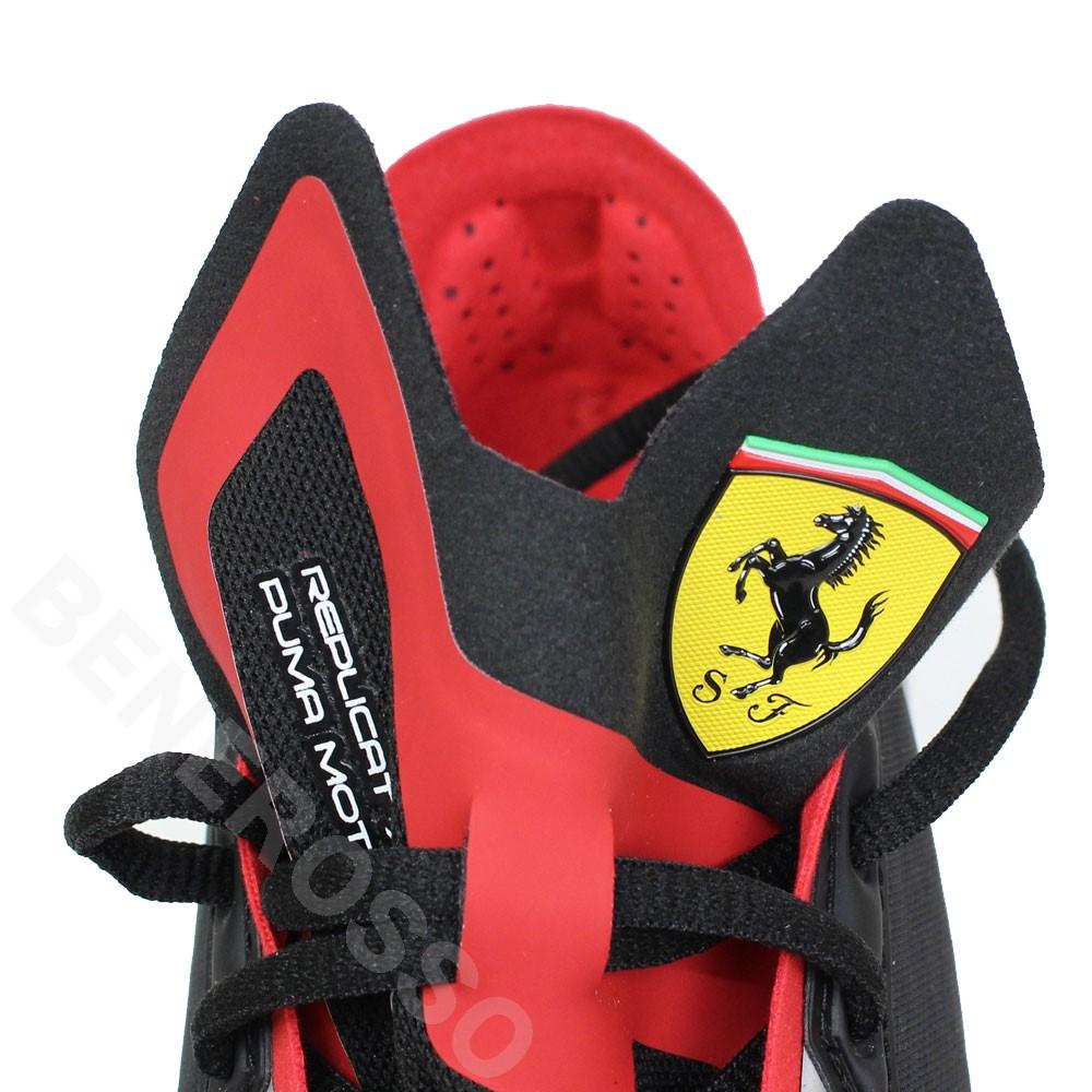PUMA フェラーリ レース レプリキャット X2.0 2020 ブラック 306555-01