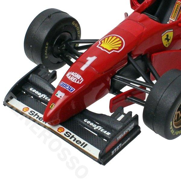 【アウトレット】ixo フェラーリ F310 シューマッハ 1996 スペイン SF10/96 【返品・交換対象外】