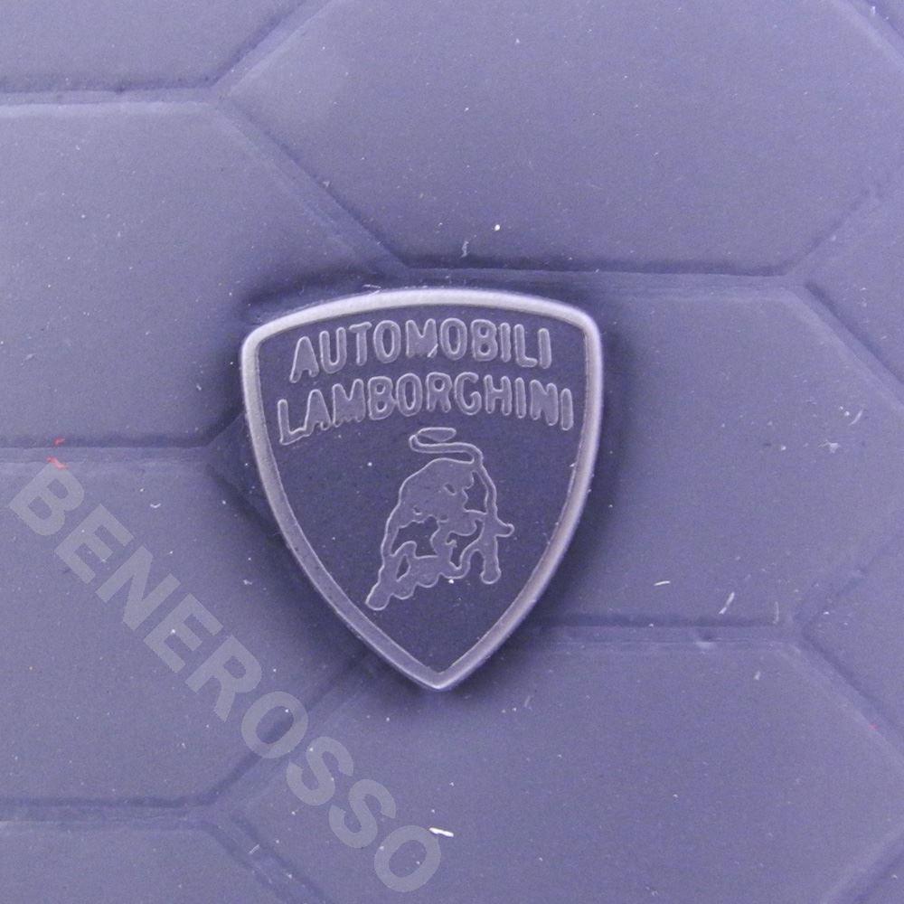 ランボルギーニ マットハニカム レザー ラージ ウォレット 9011612LLE041