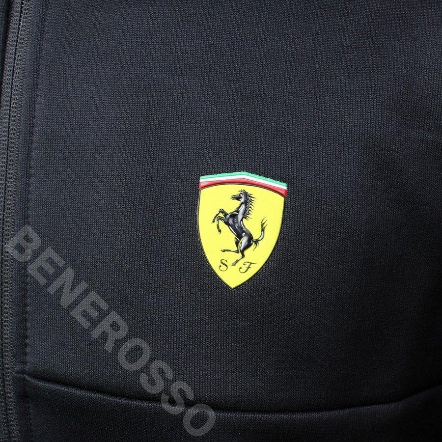 PUMA フェラーリ SF T7 トラック ジャケット 2020 ブラック 596141-02