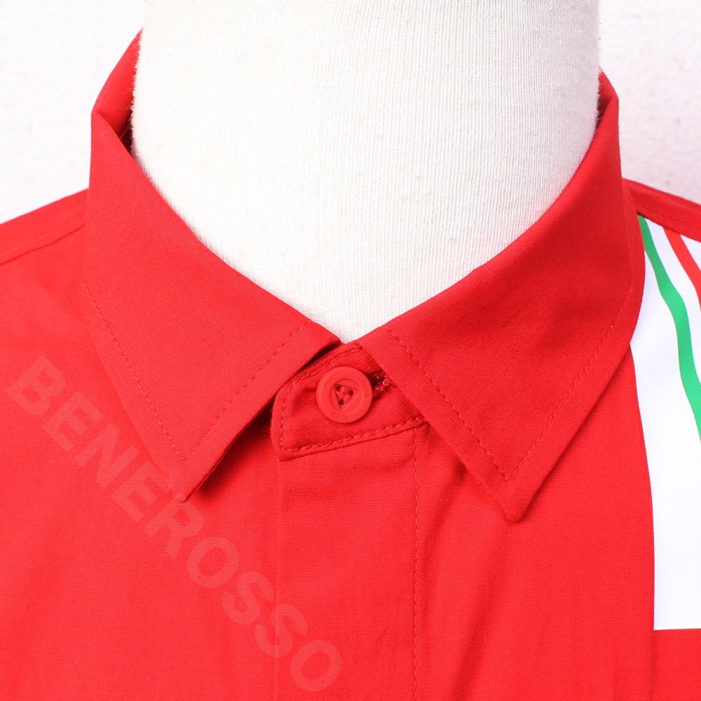 PUMA スクーデリア フェラーリ チーム シャツ 2021 レッド 763034-02