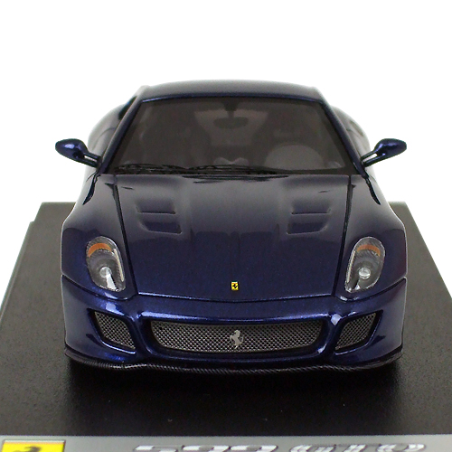 Look Smart 1/43スケール フェラーリ 599 GTO 2010 Blue Tour de France LS369E