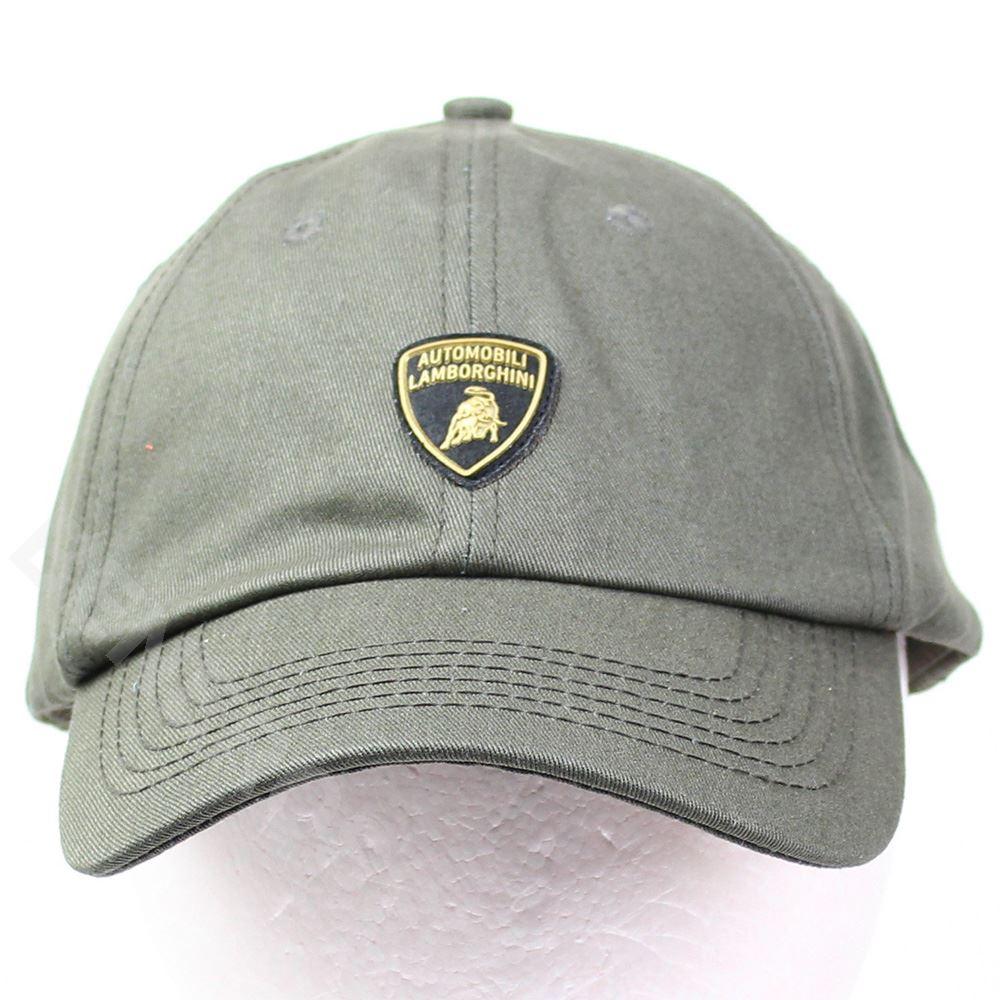ランボルギーニ ベーシック シールド キャップ マッドブラウン 9011320CCT046