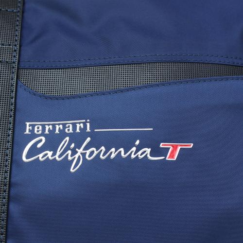 フェラーリ カリフォルニアT ダッフルバッグ ブルー