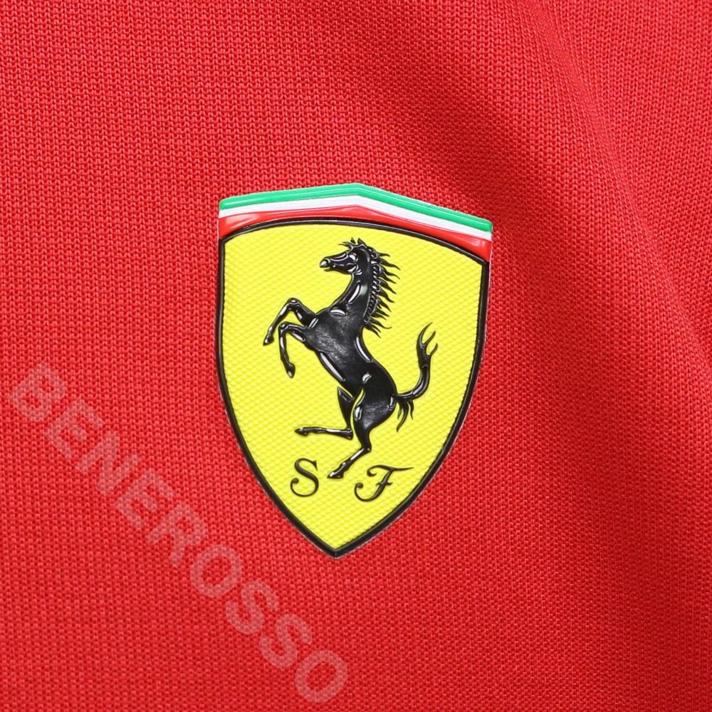 PUMA フェラーリ レース T7 トラック ジャケット 2020 レッド 597944-01