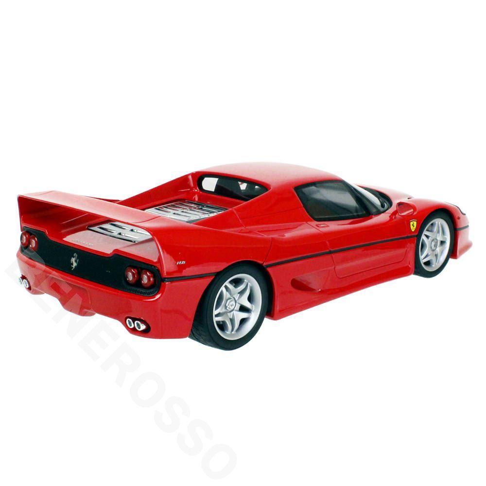 GTスピリット 1/18スケール フェラーリ F50 1995 レッド GTS342