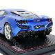 MRコレクション 1/18スケール フェラーリF8 トリビュート Blue Geneva Motorshow 2019 FE027B