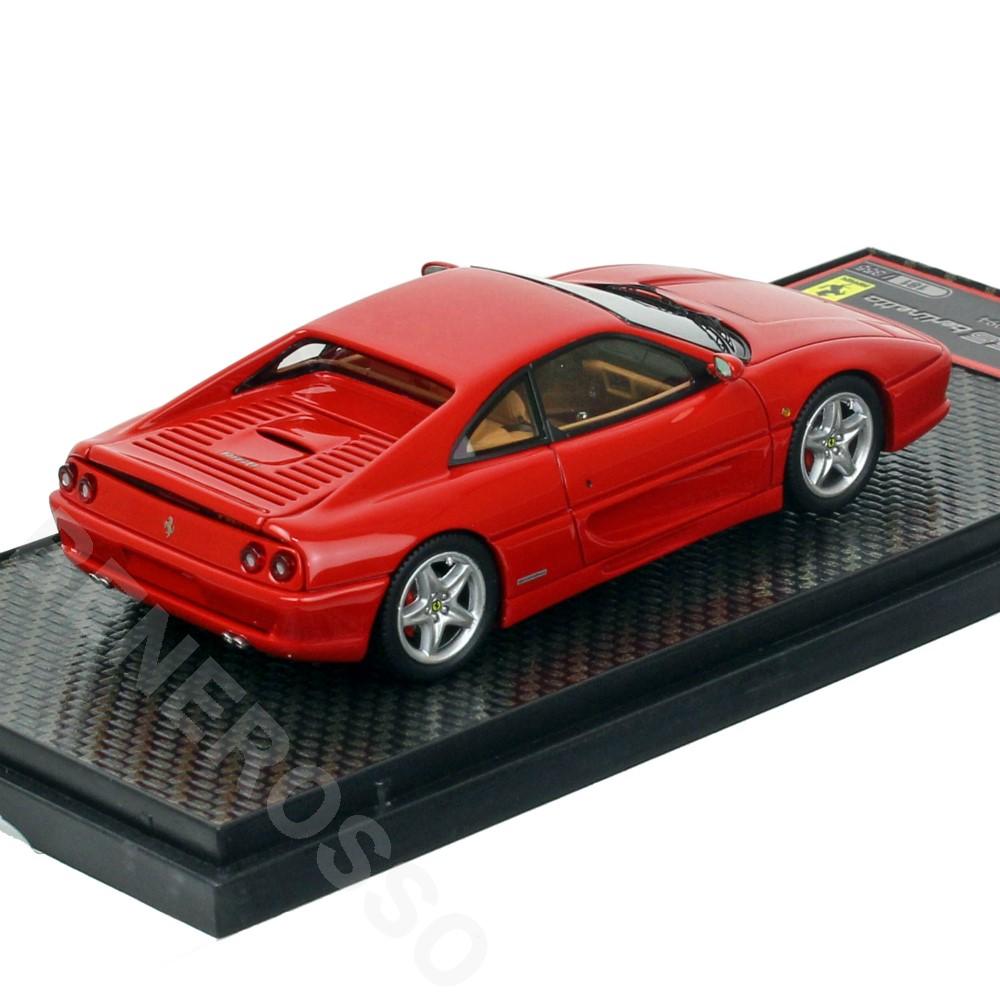 BBR MODELS 1/43スケール フェラーリ F355 ベルリネッタ 1994 Rosso Corsa BBRC09A