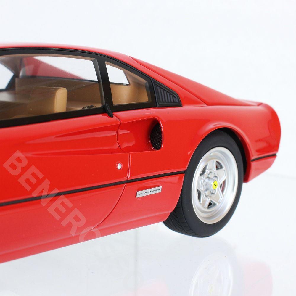 GTスピリット 1/18スケール フェラーリ 308GTBi レッド GTS276
